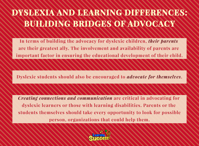 Dyslexic Childrens Parents Are Their Greatest Allies When It Comes To Advocacy But Its Still Ultimately The Teachers That Are Responsible For Educating