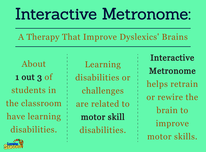 Interactive Metronome A Therapy That Improve Dyslexics
