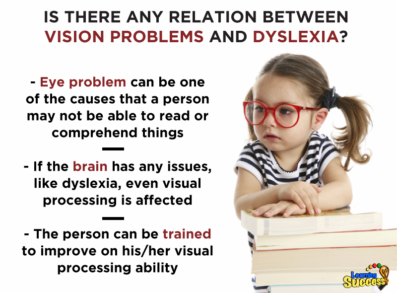 Eye Problems Not Linked To Dyslexia >> Dyslexia And Vision Problems Are Related Studies Show